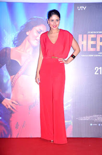 Kareena Kapoor at 'Heroine' First Look Launch Event