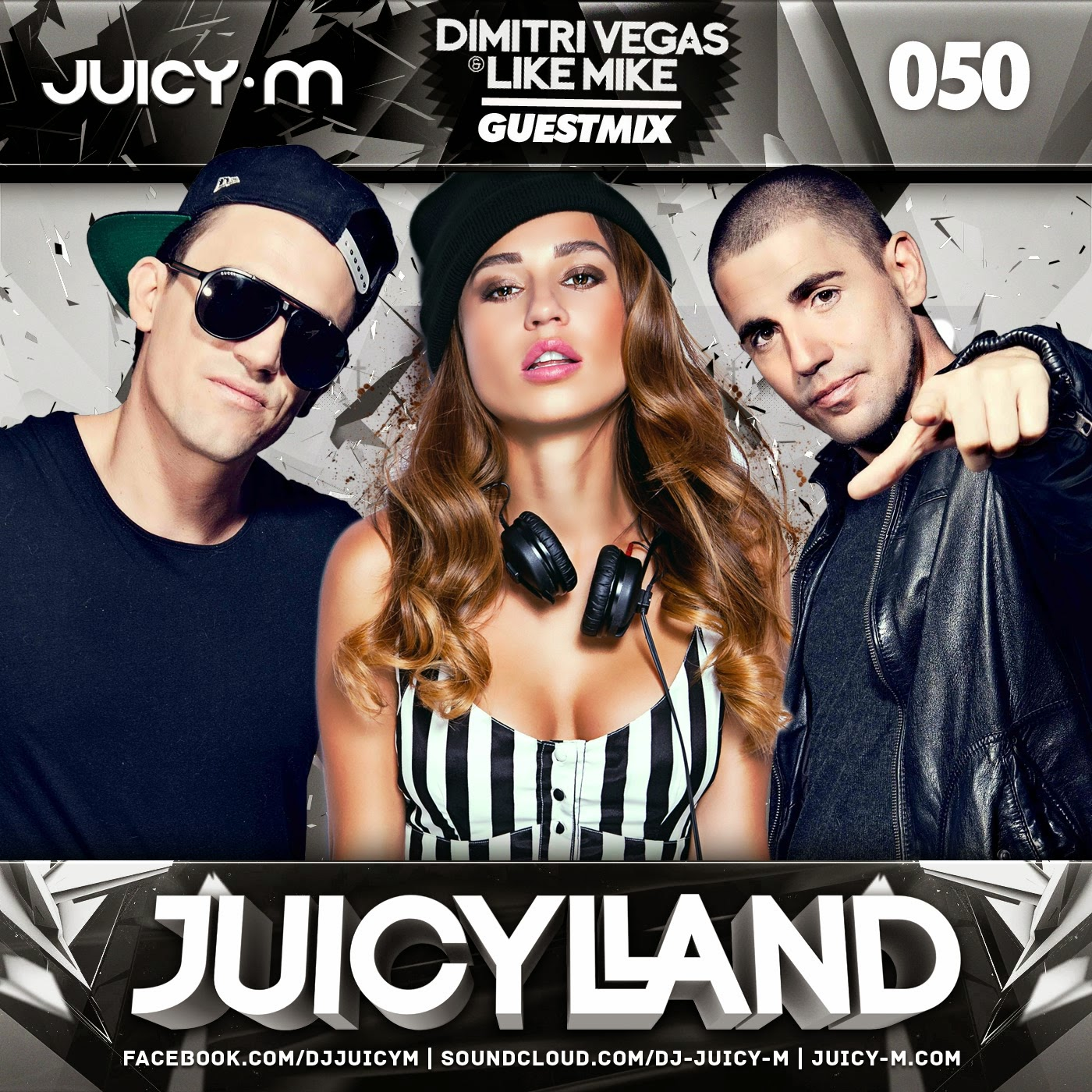 DJ Juicy M - JuicyLand #050 (Dimitri Vegas & Like Mike Guest Mix)