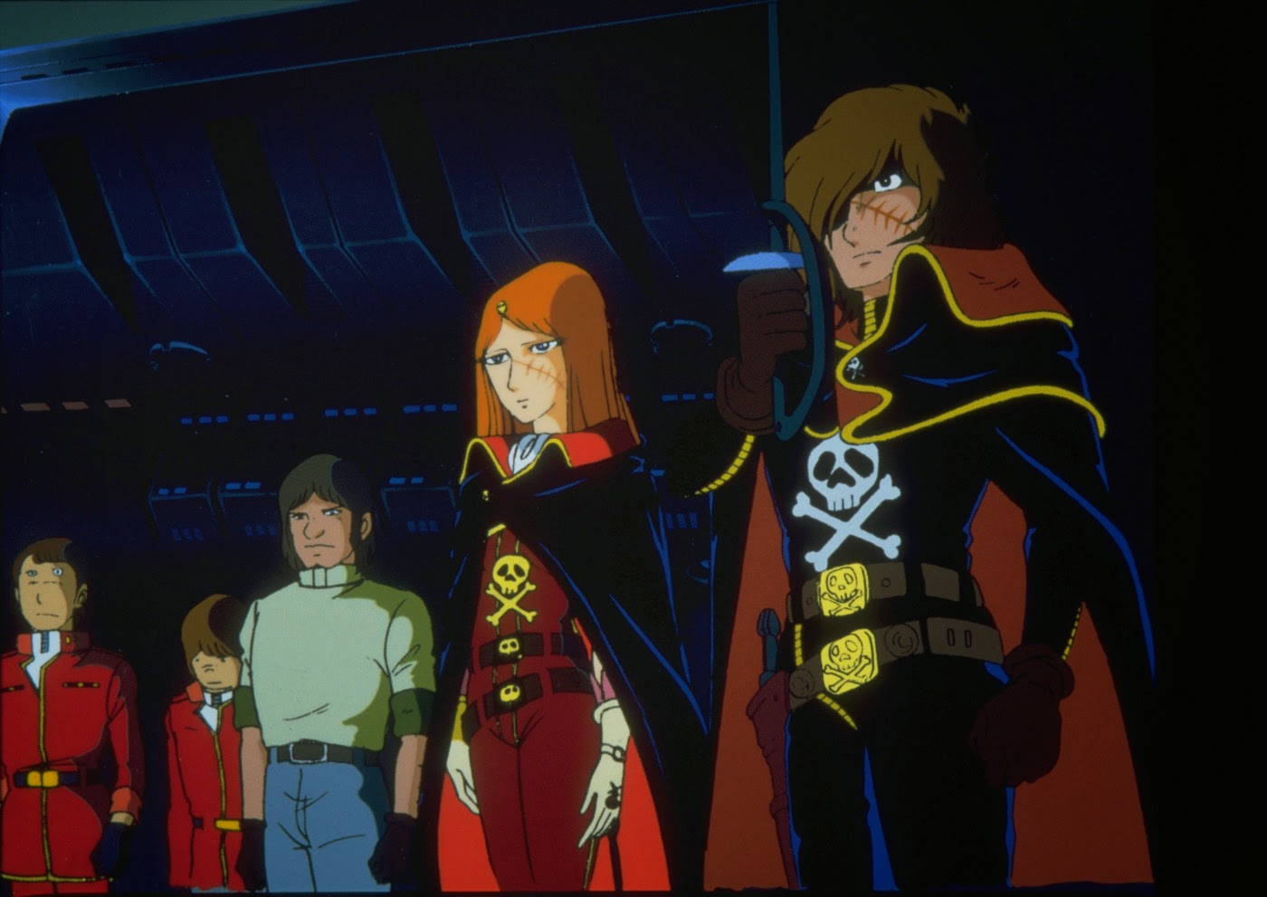 YAMATO VIDEO, NOVITA' SU CAPITAN HARLOCK AL CINEMA E GOLDRAKE