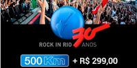 Ingressos Rock in Rio com KM de Vantagens Ipiranga
