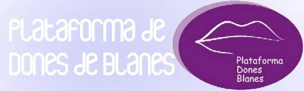 Plataforma de dones de Blanes