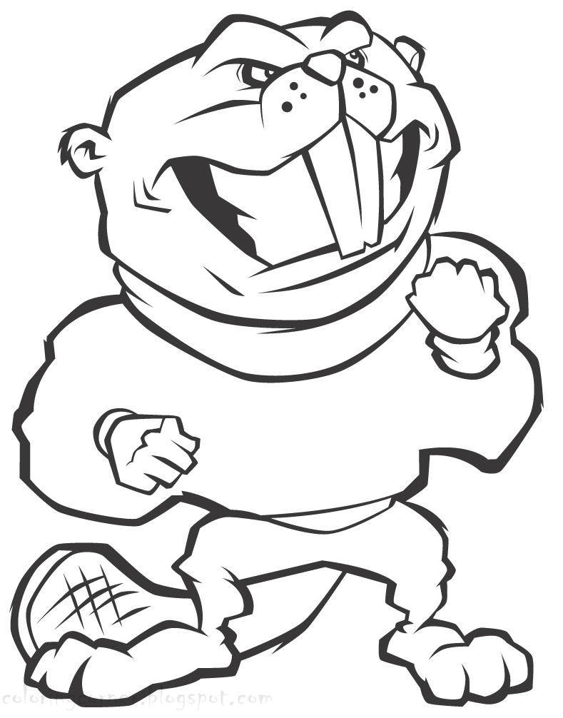 beaver coloring images reverse search