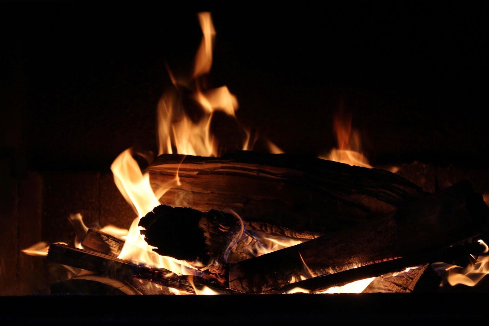 Ensayo sobre la chimenea cosas que me pasan - Fuego decorativo para chimeneas ...