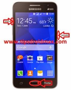 Cara Root Samsung Galaxy Core 2 SM-G355H
