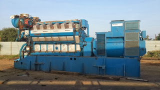Wartsila 12V32 for sale, 4.3 MW power Plant