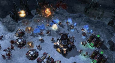 Free Download Games StarCraft 2 Heart of the Swarm Full Version For PC
