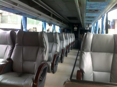 Interior BUS Executive
