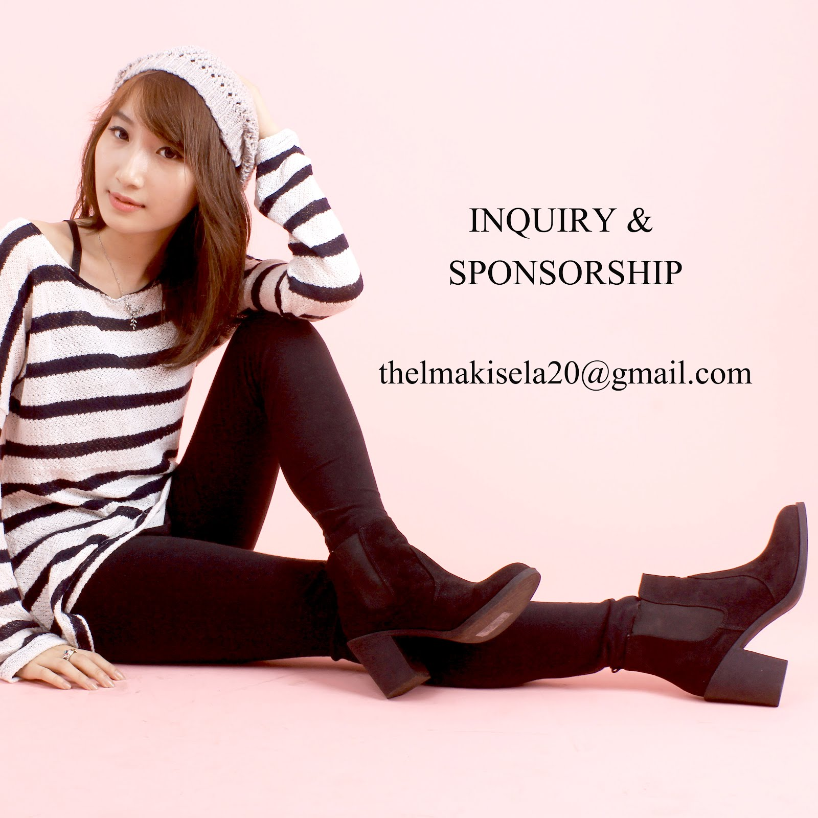 Inquiry & Sponsorship