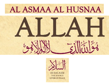 Al asmaul husna as salam