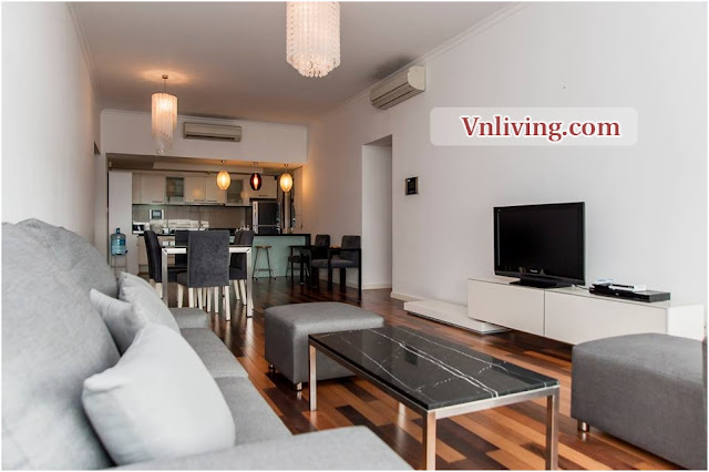 Fabulous Saigon Pearl apartment 3 bedrooms 140 sqm for rent