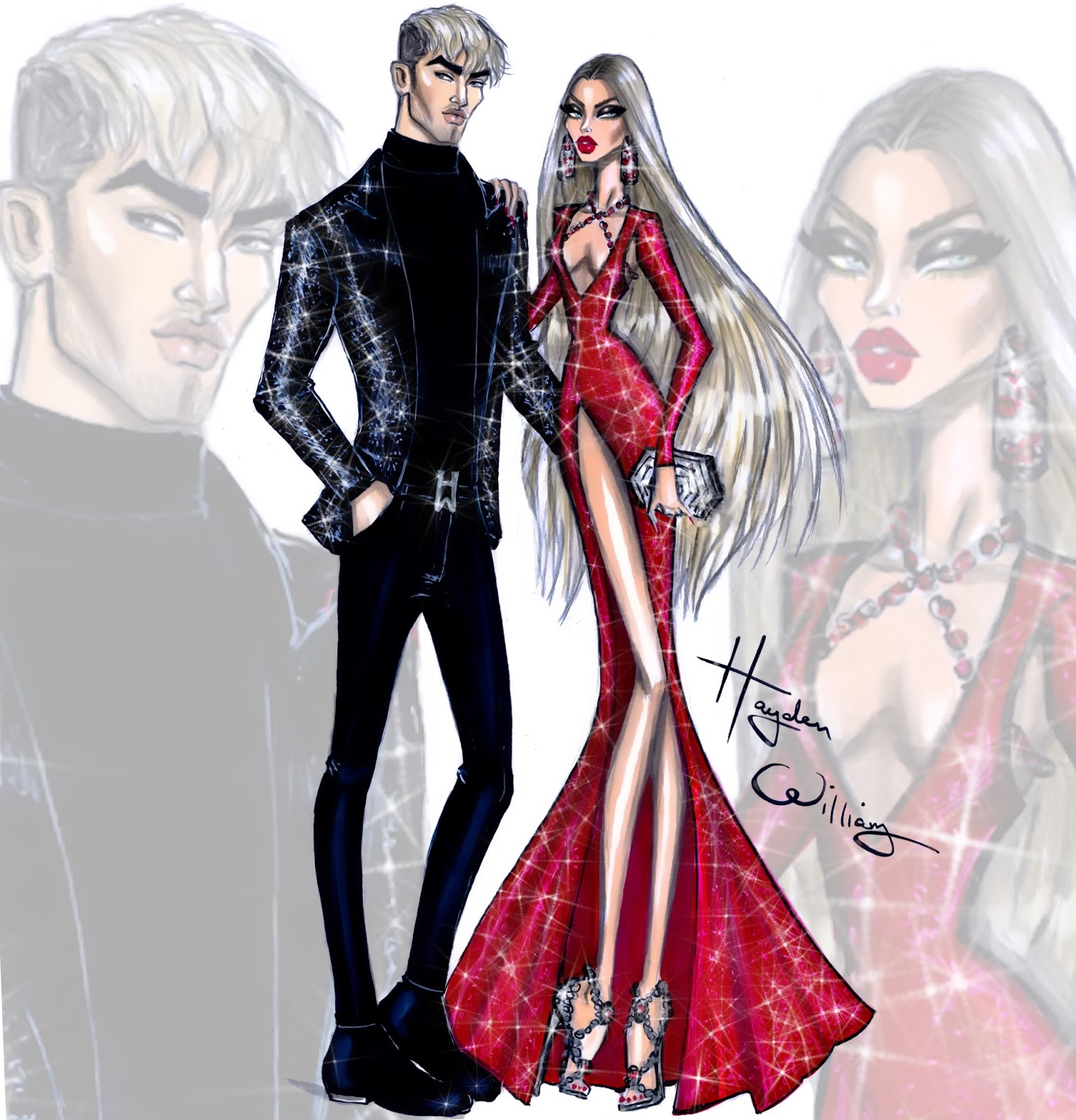 Difference Between Fashion Designer And Fashion Illustrator