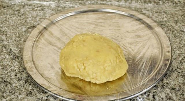 Cookies de naranja caseras paso 6
