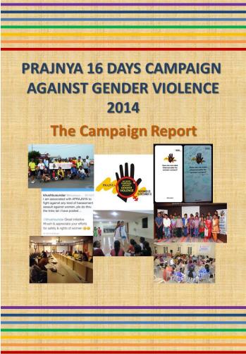 Prajnya 2014 Campaign