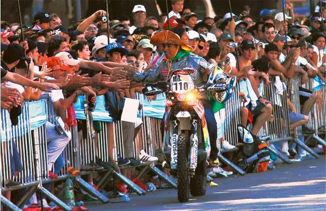Dakar Por Bolivia - Fabricio Fuentes - Rally Dakar - Dakar 2015