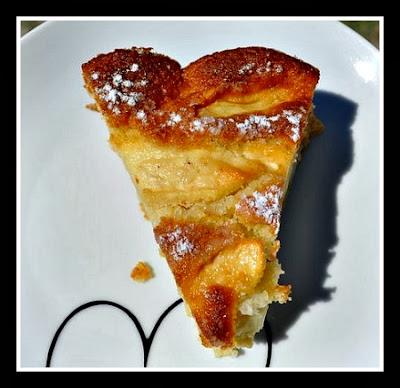 torta di pere al profumo di cannella (clicca e condividi)