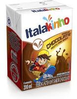 Bebida láctea Italakinho - Italac
