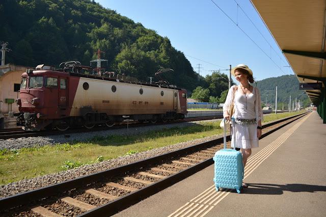 поезд Бухарест Синая