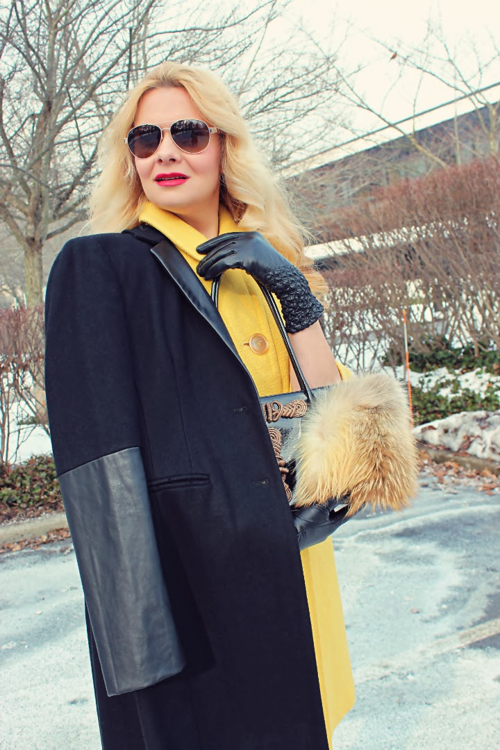 Calvin Klein coat
