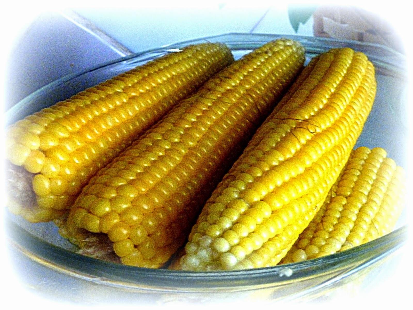 Как варить кукурузу в початках | Чудо-Повар