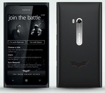 Review Nokia Lumia 900 Batman Dark Knight Rises Limited Edition