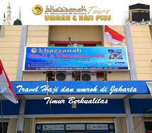 Travel Umrah di Jakarta Timur