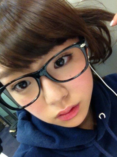 篠崎愛 Ssg★sweet Quot Smile Quot Glasses