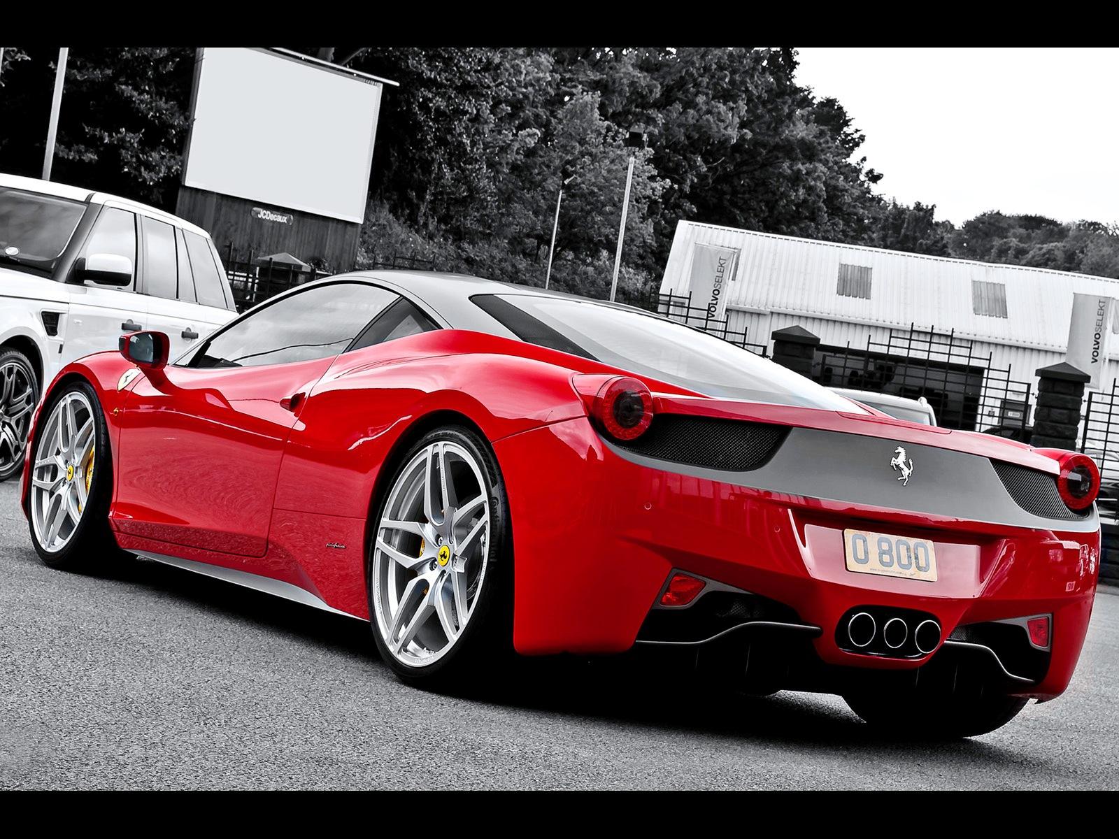 2012 ferrari 458 italia by a kahn design news hot car. Cars Review. Best American Auto & Cars Review