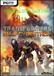 Transformers Fall Of Cybertron R.G. Catalyst