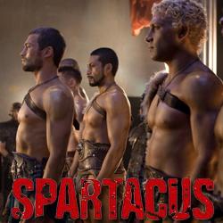 Los chicos mas sexys de Spartacus