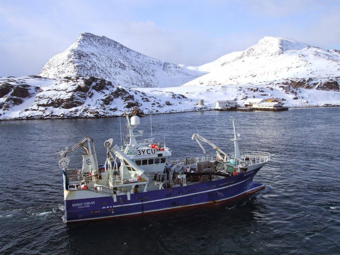 Fjord fiesta cruising the majestic arctic circle where for Circle fishing boat