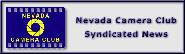 Nevada Camera Club Syndicated News