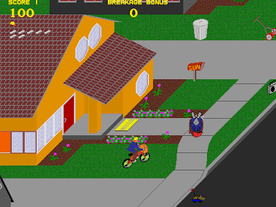 Paperboy Portable