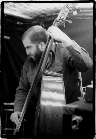 chris tordini (payen - laubrock quartet)