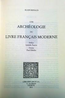 Un manuel de bibliographie matérielle dans Livre, histoire, bibliographie 1-%2BAR