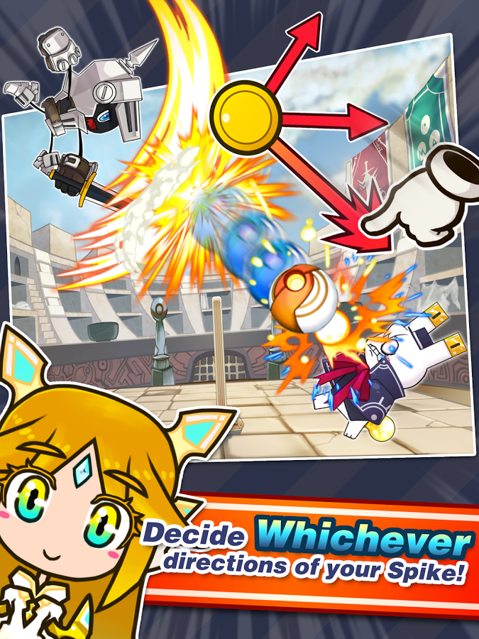 9 Elements : Action fight ball v1.12  Mod for Android