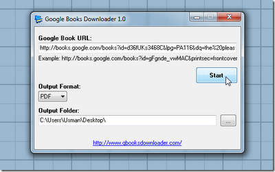Google Books Downloader: Download Google Books Marked As 'Full View'