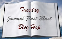 Post old journal entries weekly blog hop