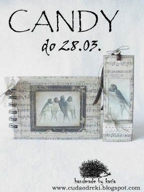 Candy w Cuda od ręki
