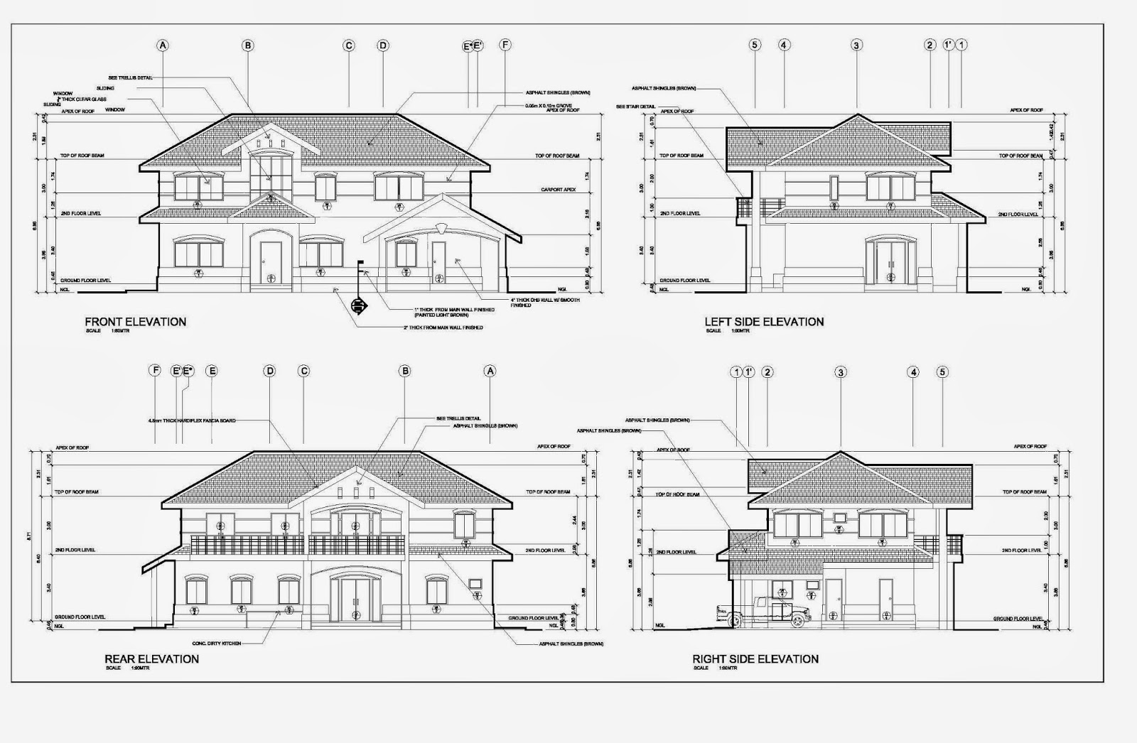 Architectural planning for good construction for Plan architecture