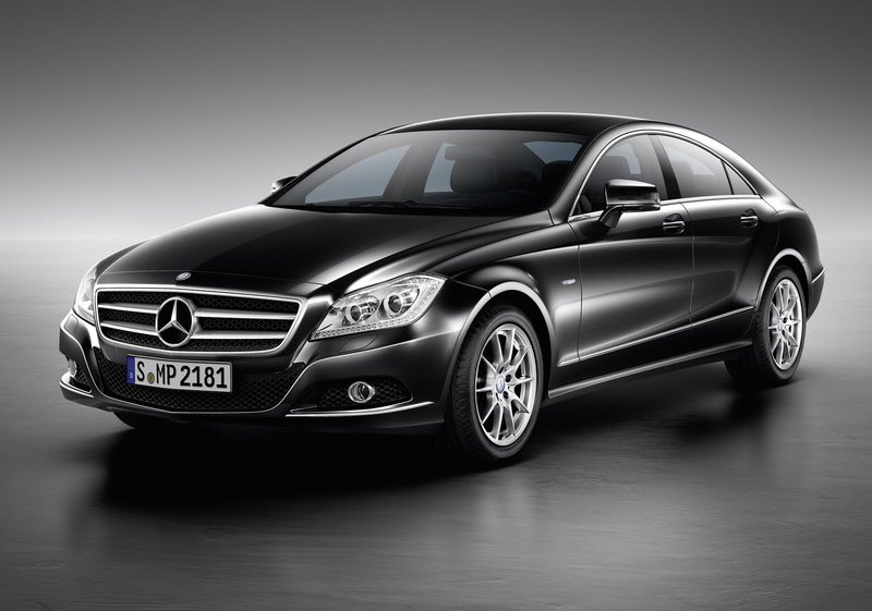 Luxury automobiles for 2012 mercedes benz cls class