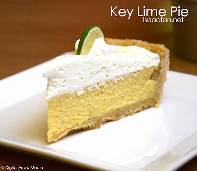 Key Lime Pie - RM14