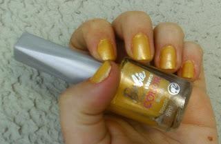 Esmalte Amarelo Blonde
