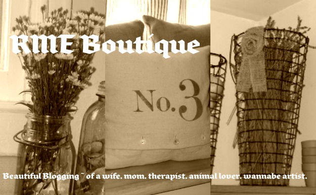 RME Boutique ~ Beautiful Blogging