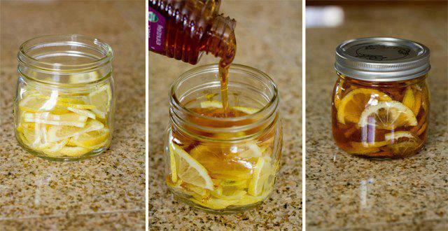 Natural remedy sore throat cold