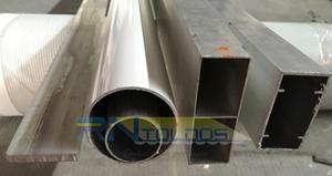 Estrutura - 100% Aluminío
