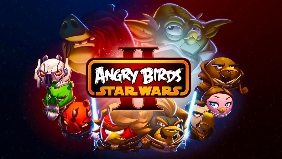 Angry Birds Star Wars 2 Free Download Poster