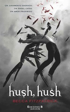 HUSH, HUSH (Becca Fitzpatrick)