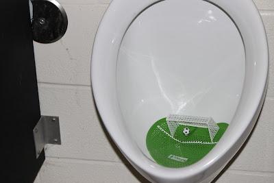 Soccer urinal BMO FIELD