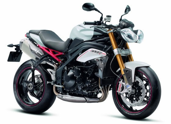 Triumph Street Triple india launched with 106 00 HP and 14 0 km