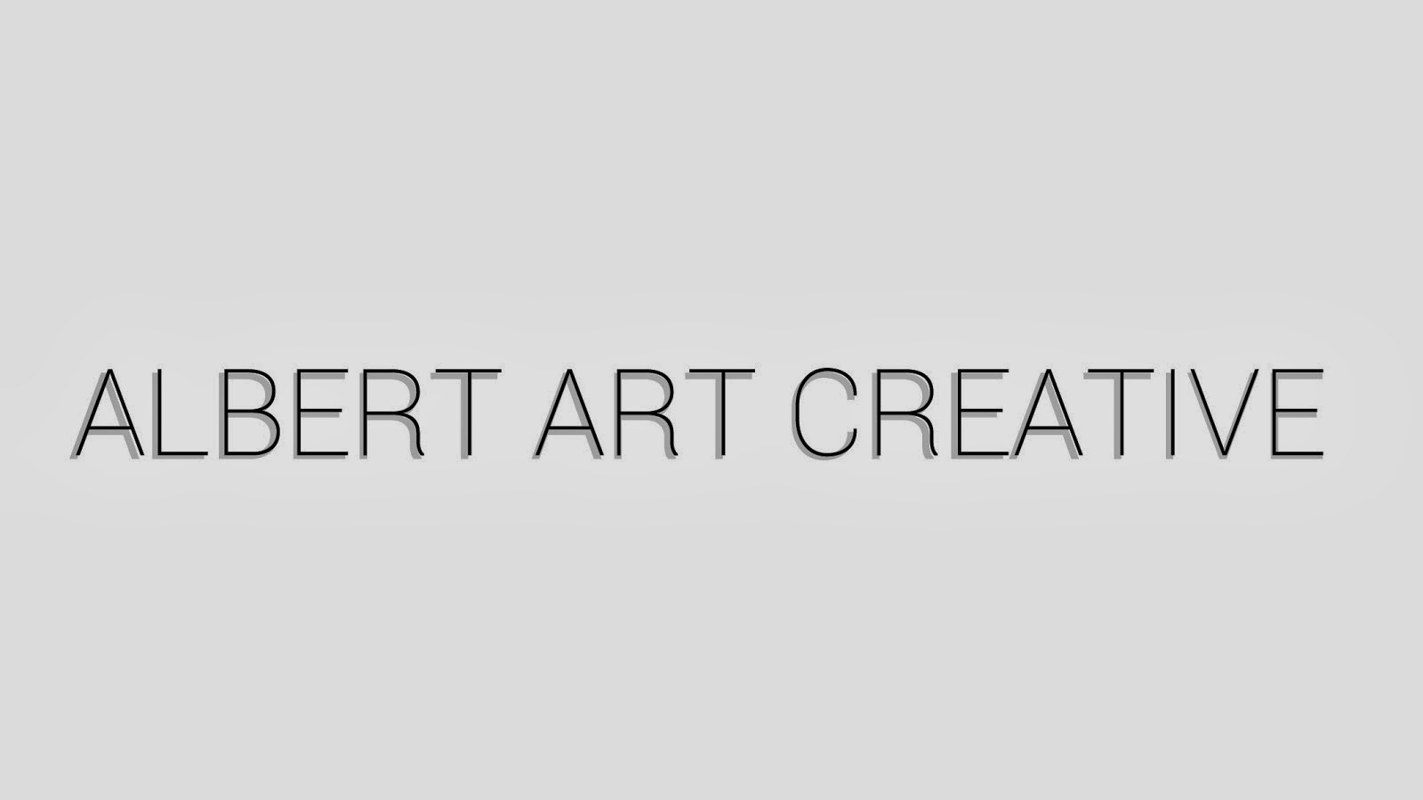 Albert Art Creative Blog